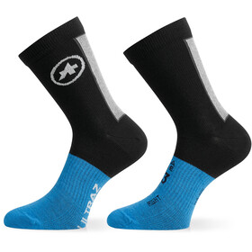 assos Ultraz Wintersocken black series